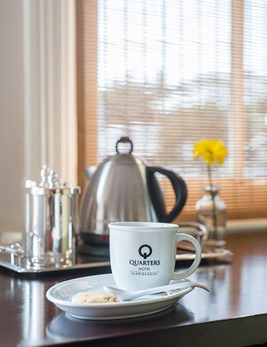 Quarters Hotel | Cafe